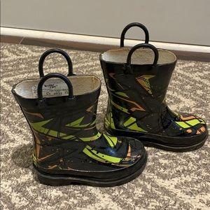 Boys Western Chief Rain boots 5/6